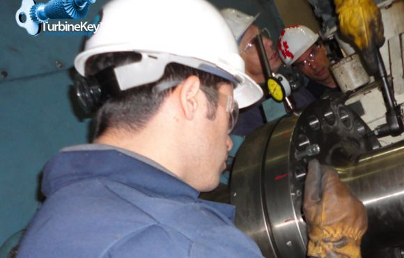TurbineKey Gearbox Replacement & Alignment for GDF SUEZ Canada