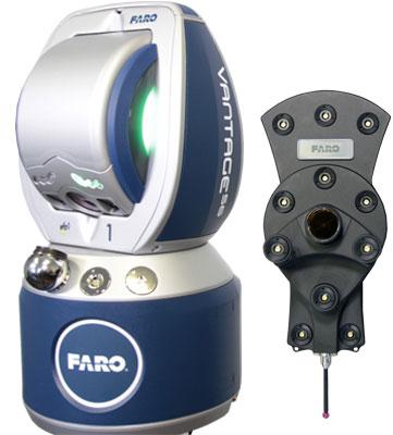 Faro Laser Tracker S6